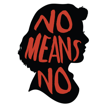 Image result for no means no